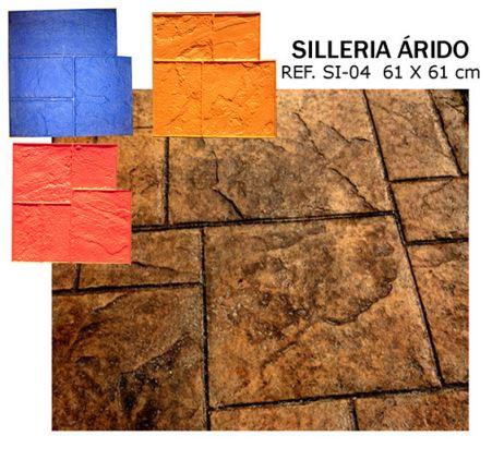 Empresa de hormig n impreso paviandy 678 889 443 for Piedra de silleria